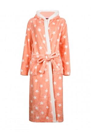 dames badjas met sterren