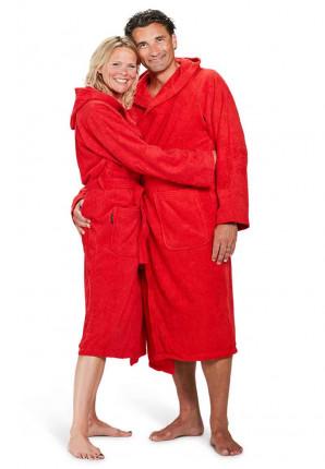 badjas rood badrock