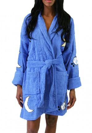 Dames badjas aanbieding