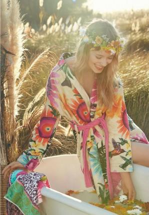 Desiqual kimono badjas
