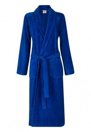 Badjas kobaltblauw