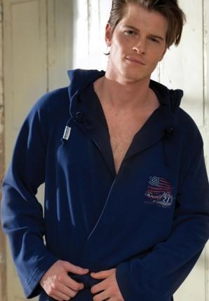 McGregor badjas sweaterstof