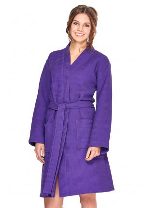 paarse badjas dames
