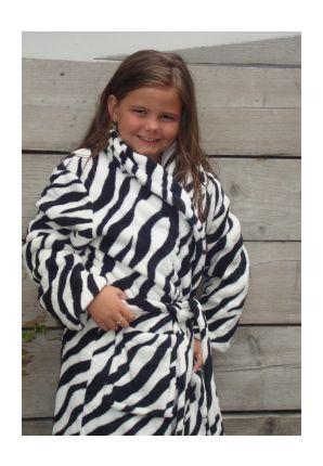 Little Zebra badjas