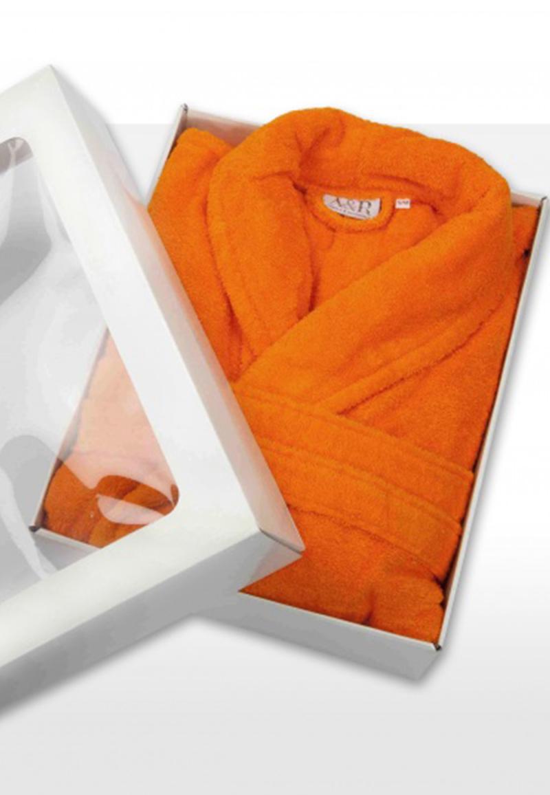 Badjas Oranje-s/m