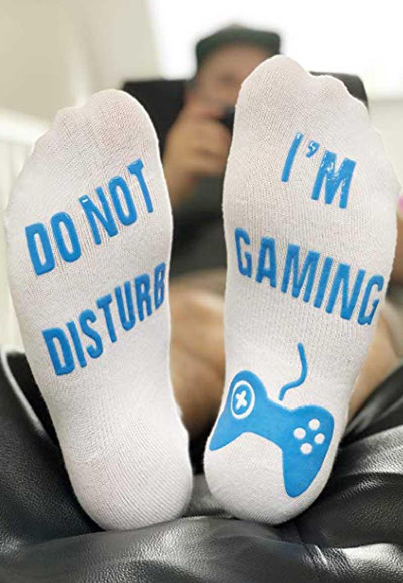 Sokken - I'm gaming