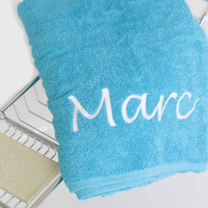Handdoeken en badlakens van katoen