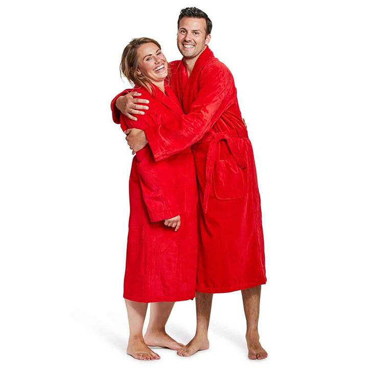 Wat is de ideale badjas voor in de sauna of spa?