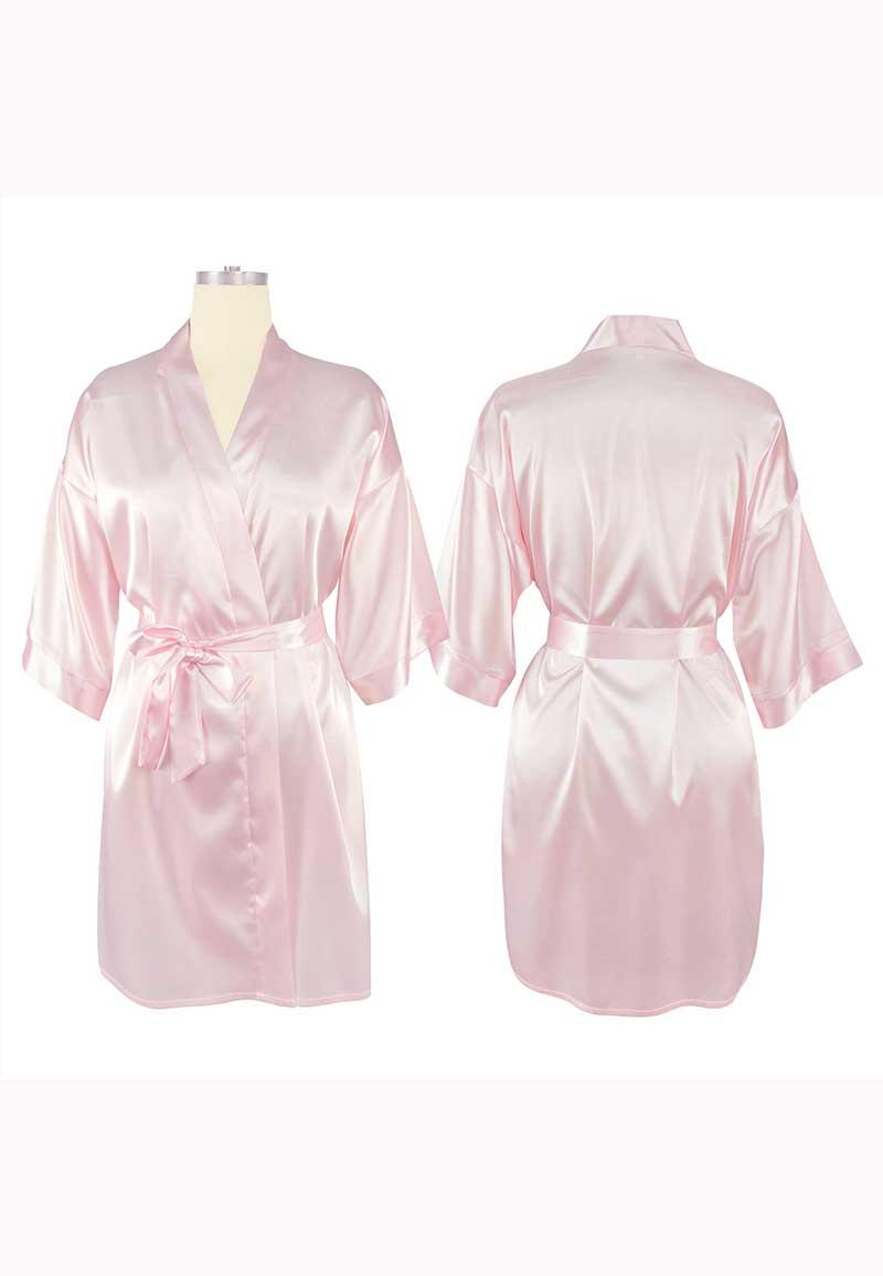 kimono lichtroze