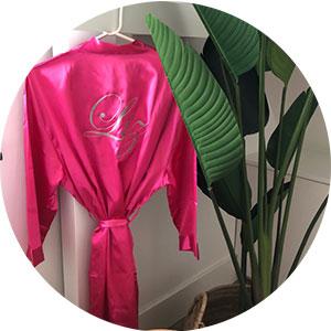 personaliseren kimono hardroze