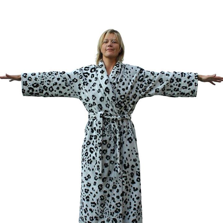 Welke badjas is geschikt voor een koud klimaat?