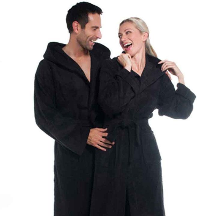 Een badjas die bij je leeftijd past