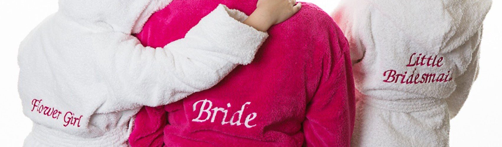 Badjas met naam online kopen