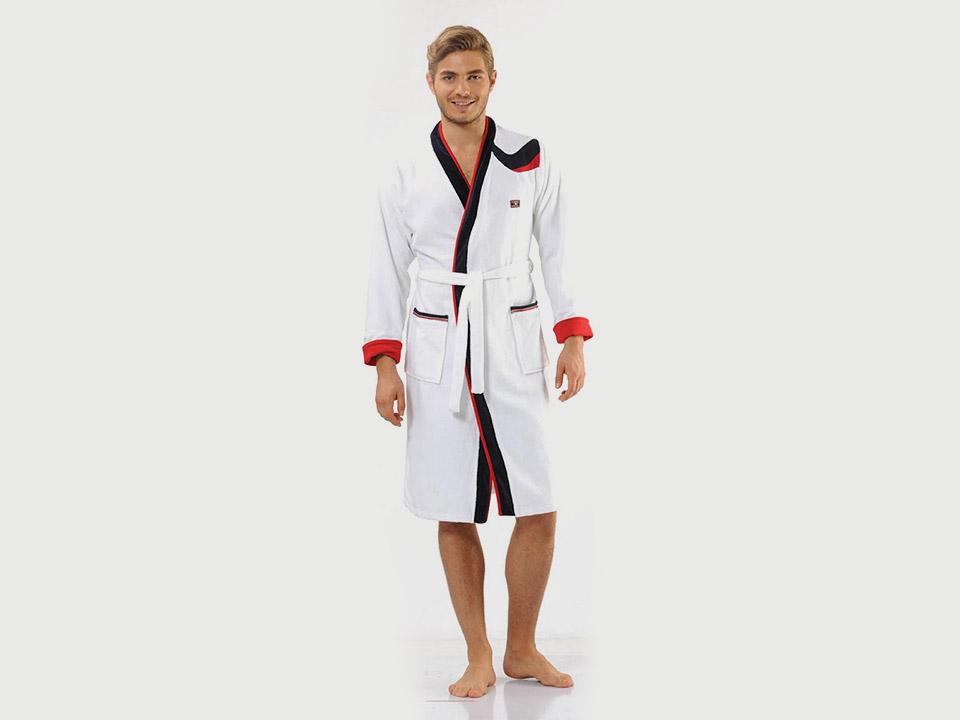 De ideale badjas voor na het sporten