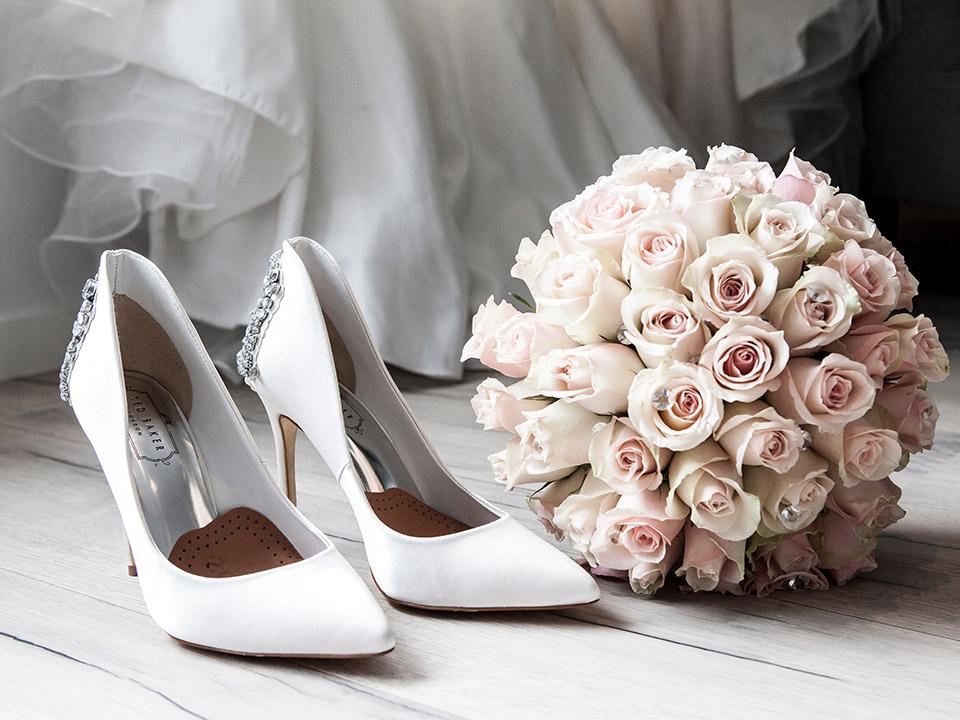 Tijdens je bruiloft