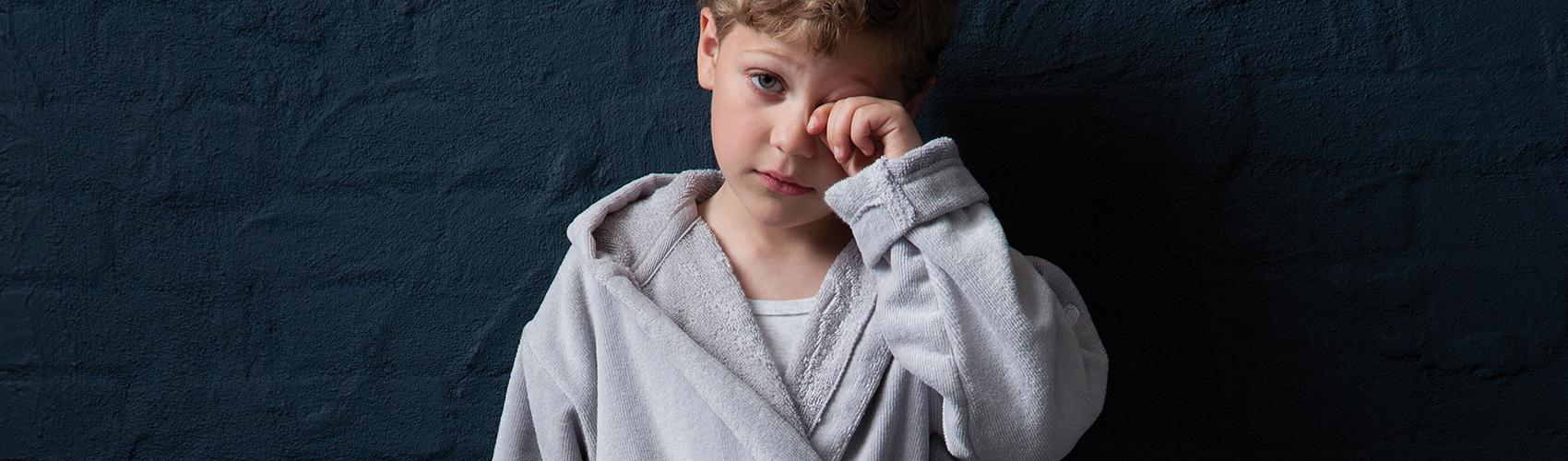 Badjas voor jongens kopen
