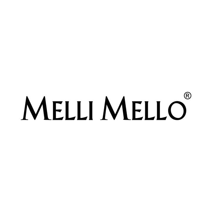 Melli Mello merk logo