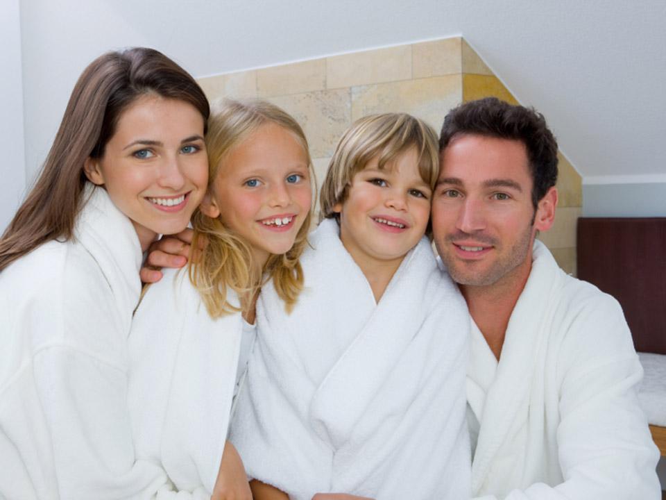 Badjasstatement #5 gezinsleden