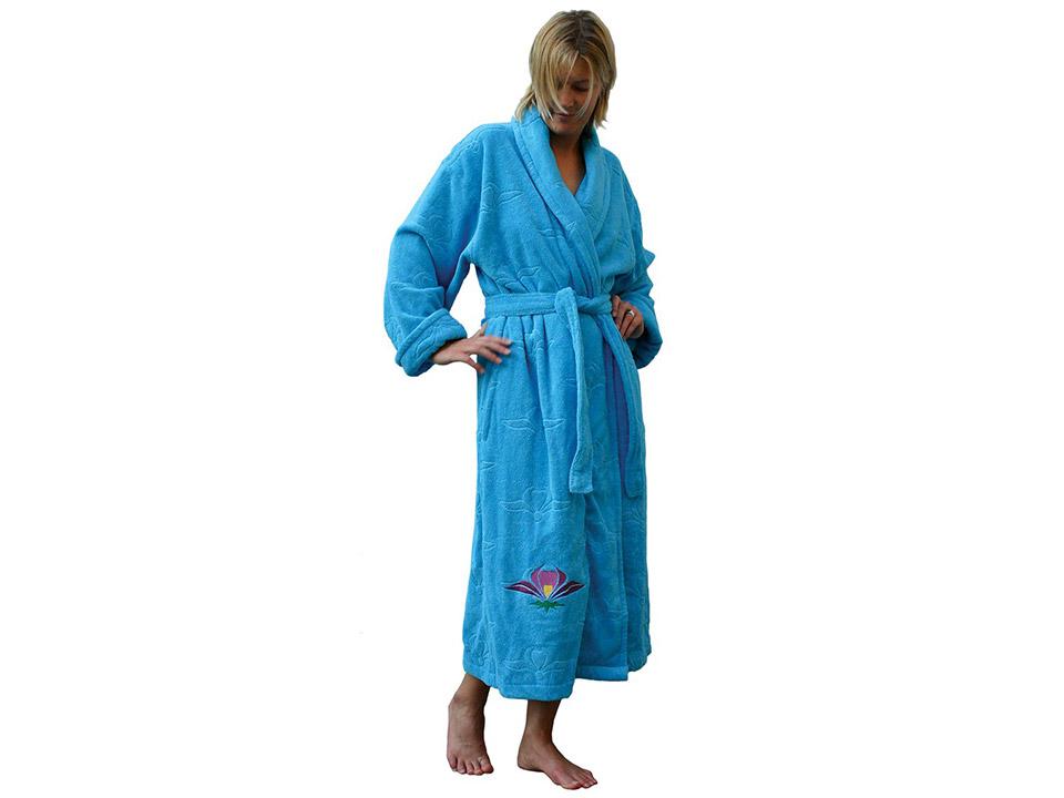 Een badstof badjas of een fleece badjas?