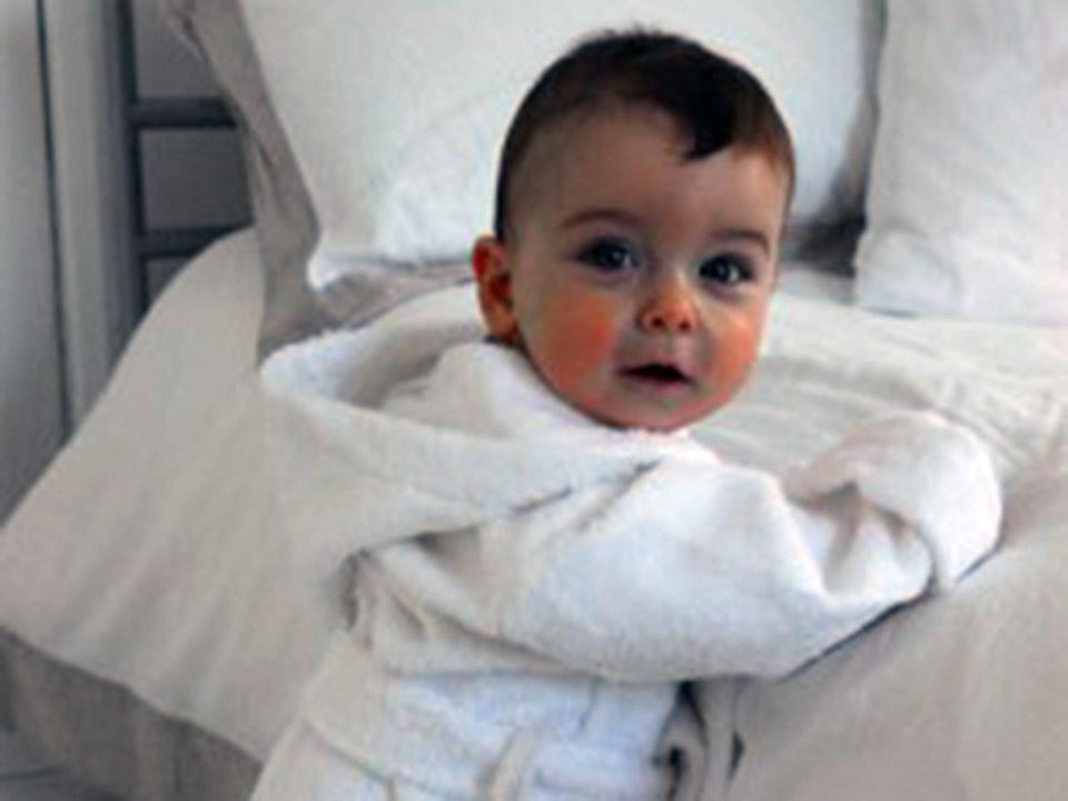 Koop de juiste maat babybadjas