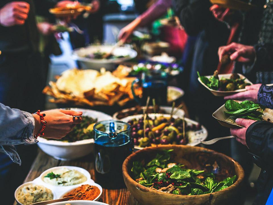 2. Bereid je luxe diner goed voor