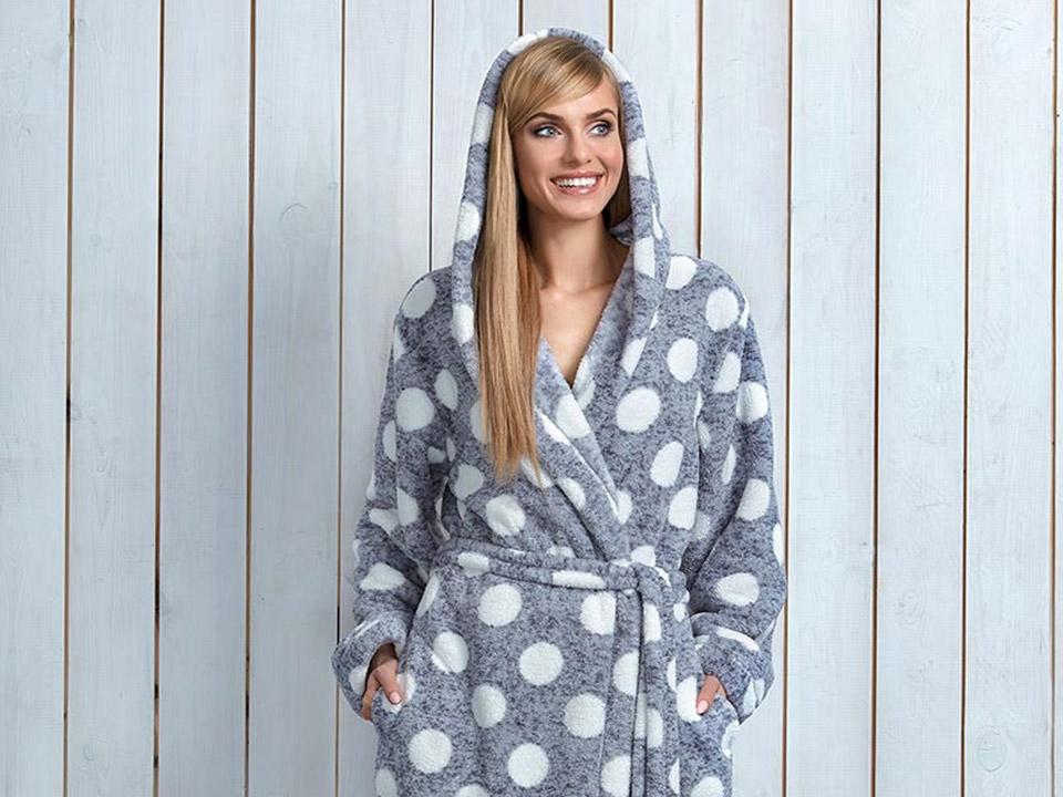 Tijd voor een nieuwe badjas!