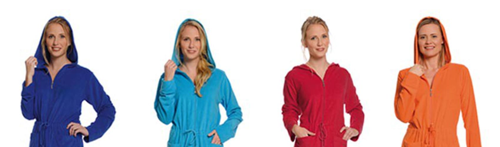 Online dames badjas kopen