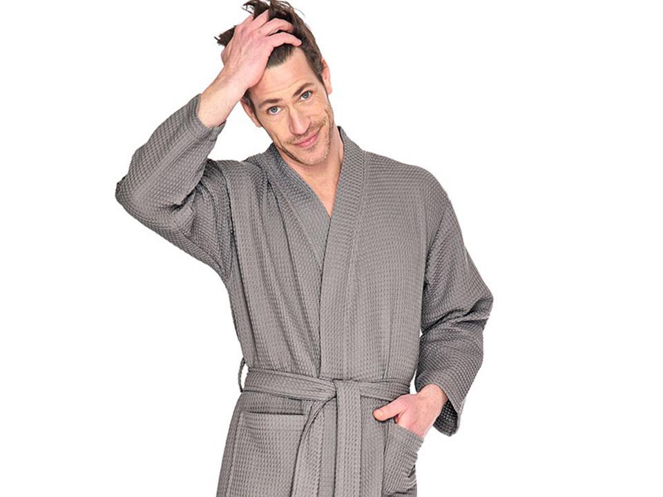 Sauna badjas voor hem & haar kopen