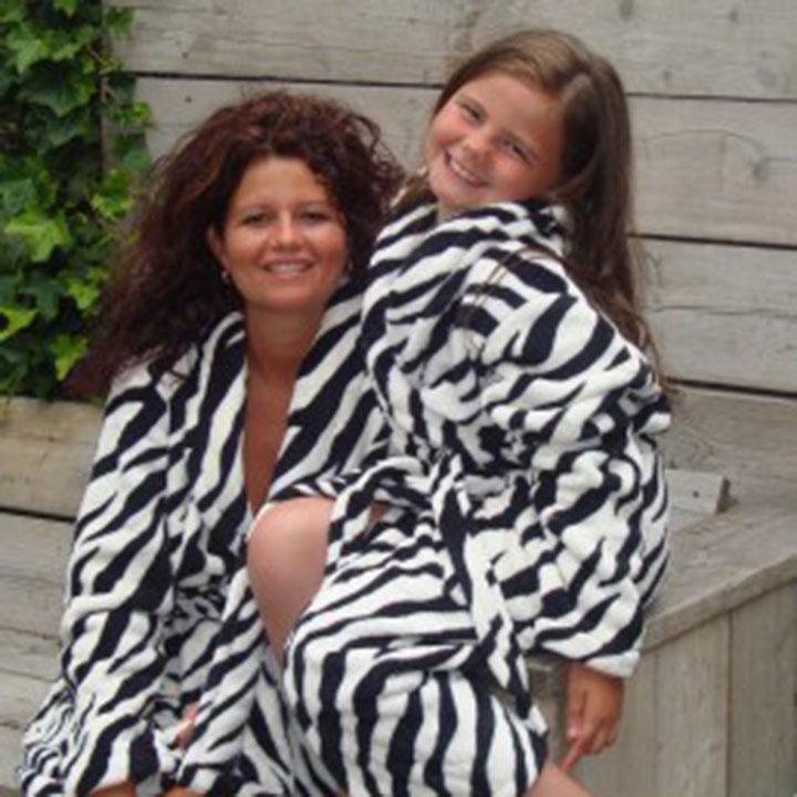 Stoere en schattige badjassen voor meiden