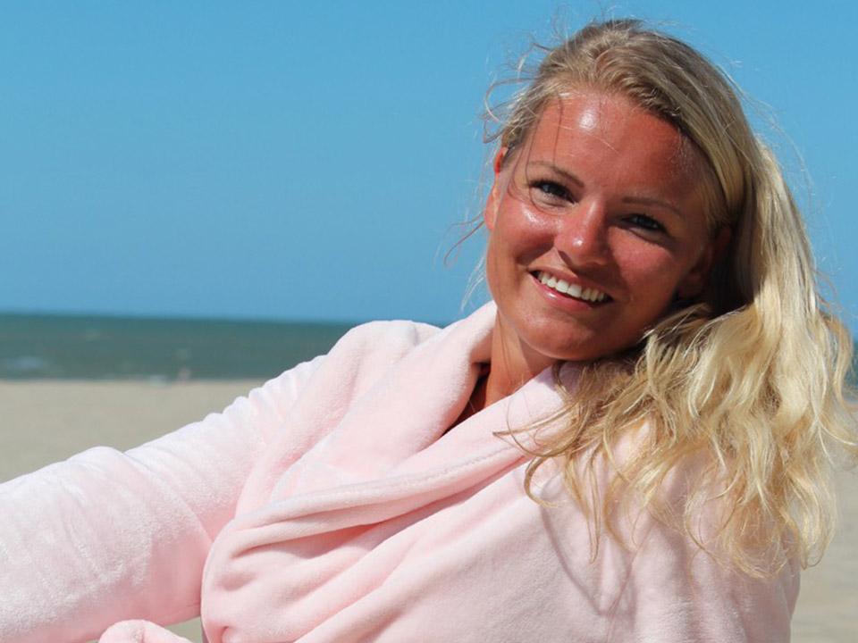 Strand & zwembad badjas - Badjasparadijs.nl