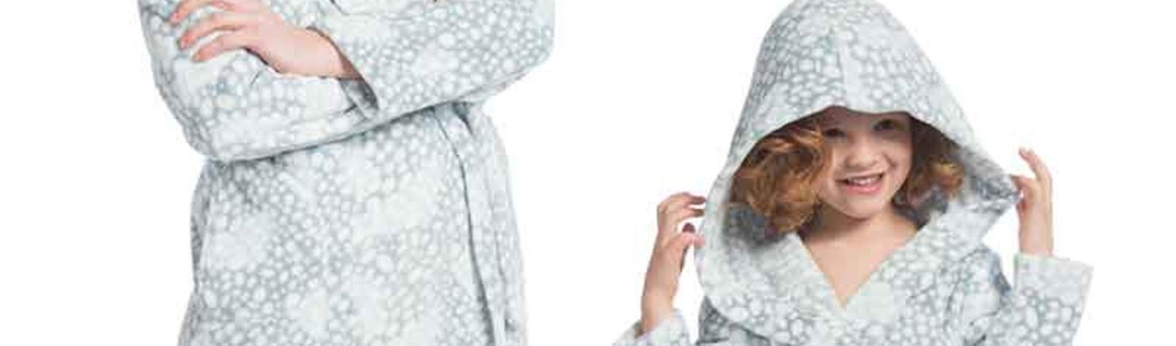 Wat is het verschil tussen een fleece- of katoenen badjas?