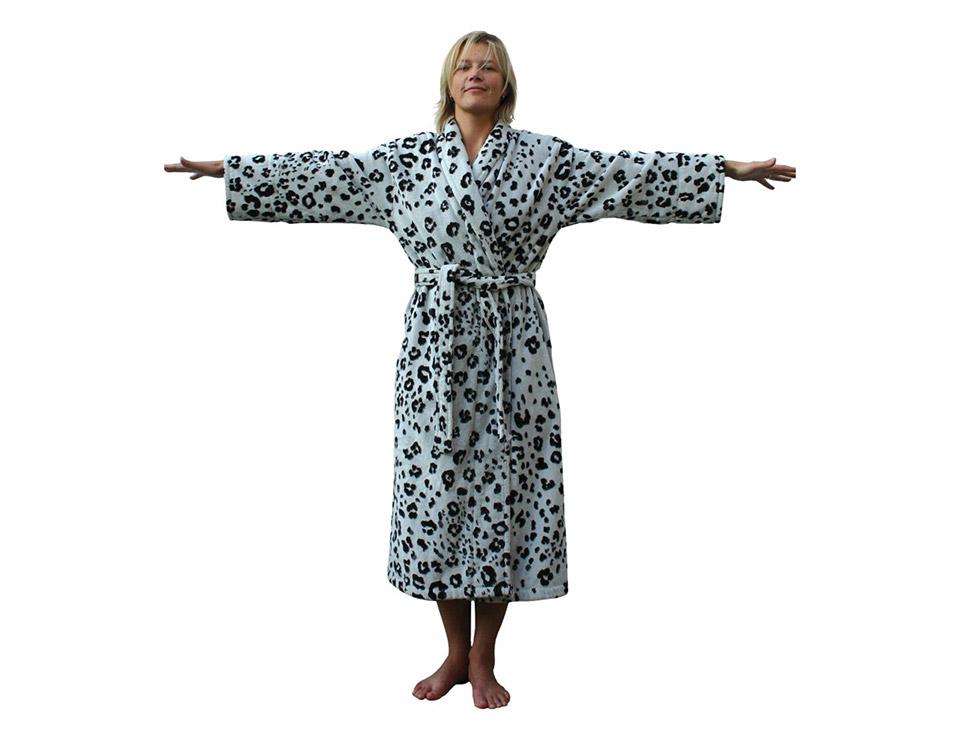 Verwen jouw gasten met een badjas