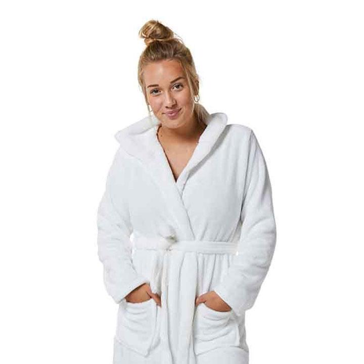 Wanneer draag ik een badjas?