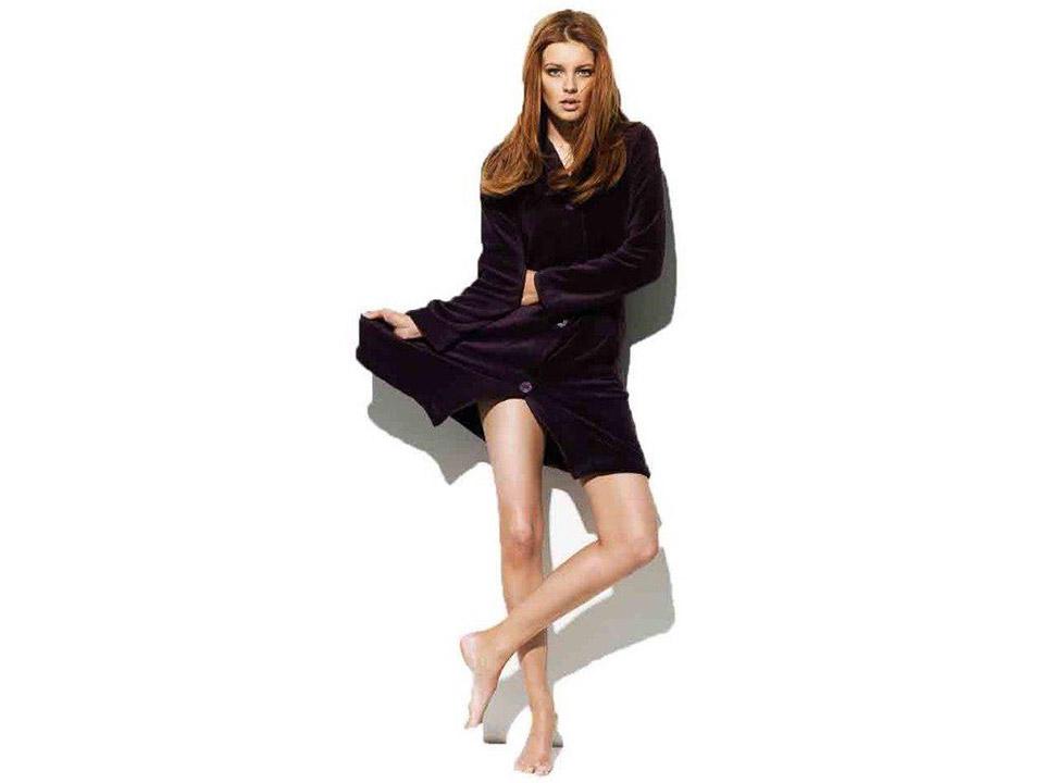 Lekker warm en beschermd badjas