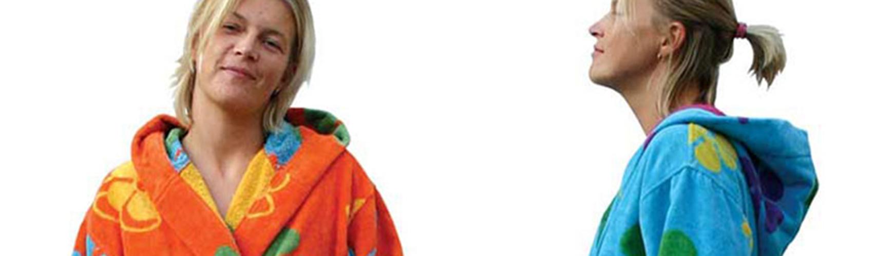 Zachte badjassen online kopen in de webshop van Badjasparadijs.nl