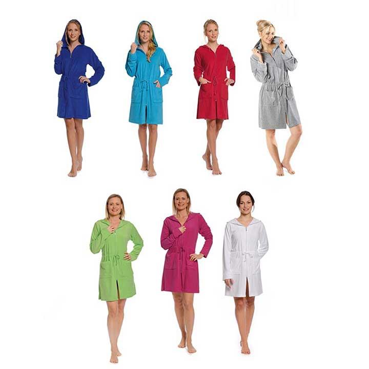 Welke badjas is geschikt voor welk seizoen?