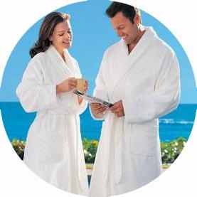 badjas voor sauna