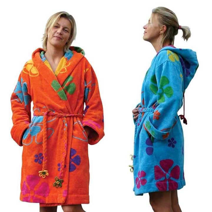 Badjassen voor een warm klimaat (of voor 's zomers)