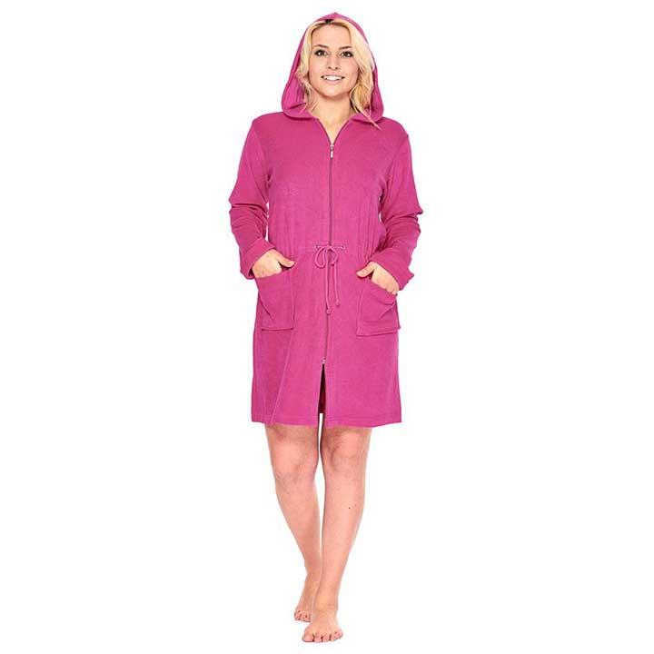 Een korte of een lange badjas kopen