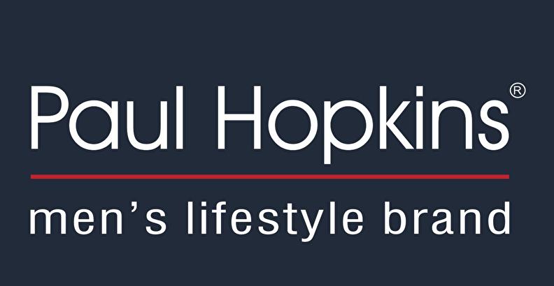 Paul Hopkins badjassen