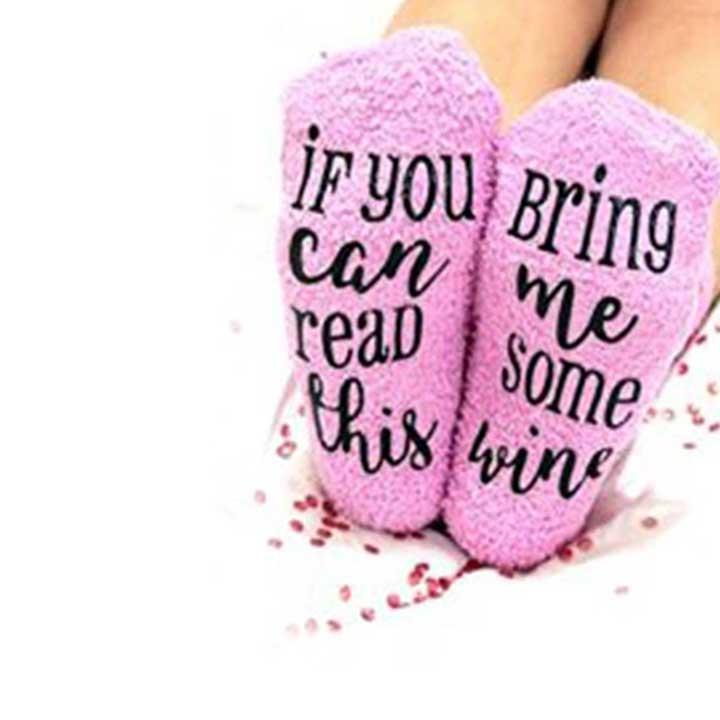 Sokken voor badjassen