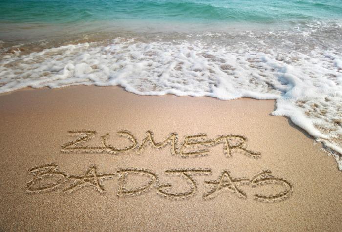 badjas zomer